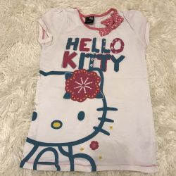 T-shirts for the girl 128-140