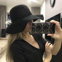 Women's 100% Wool Hat