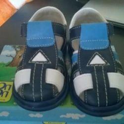 Yeni sandalet
