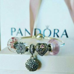 Charms new silver Pandora