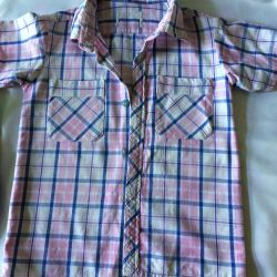 Pamuklu gömlekler