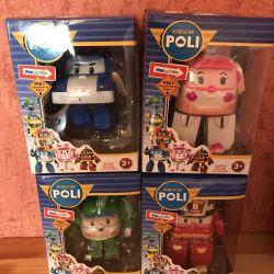 Robokar Pauly ve arkadaşları