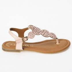 Sandals S'Oliver, new, leather, free delivery