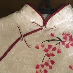 Ιαπωνικό στυλ φόρεμα