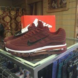 Кроссовки Nike Air Max, унисекс, новые