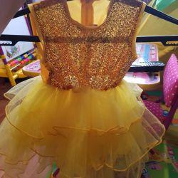 Elegant dress for the matinee