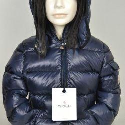 New Moncler Jacket Original Italy p. 86 cm