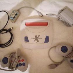 Πρόθεμα Sega.