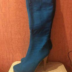 Μπότες για άνοιξη-φθινόπωρο, 36 r