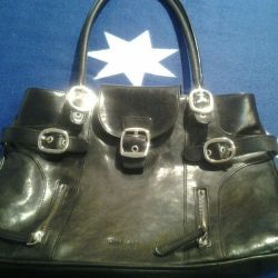 Bag Italy leather