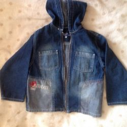 Denim shirt for boy