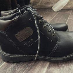 Χειμερινά μπότες νέων ανδρών 42 μεγέθους
