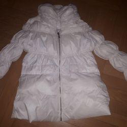 Demi-season jacket height 104-110