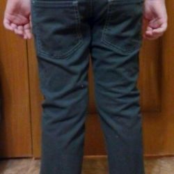 Pants for the boy