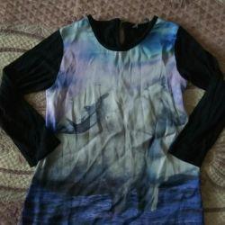 Tunică, jachetă, tricou, mânecă lungă