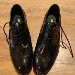 Ботинки новые р.37