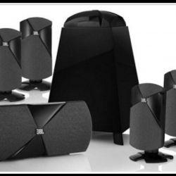 Speaker system jbl sub 140p230