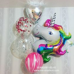 Ηλιακά μπαλόνια, Unicorn