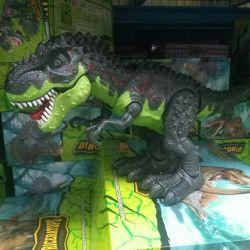 Динозавр!