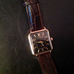 Gold watches McTaym unisex