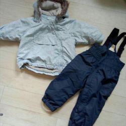Jacket on fleece 68r NM