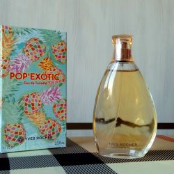Yves Rocher Pop Egzotik, edt 75 ml.