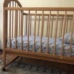 Παιδικό κρεβάτι 🛏 Детская