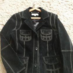 Jacket jacket leather