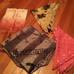 Scarves, scarves