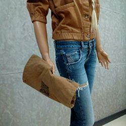 Jacket + sac = costum