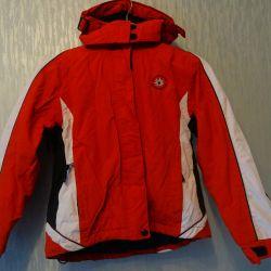 Winter jacket B, W