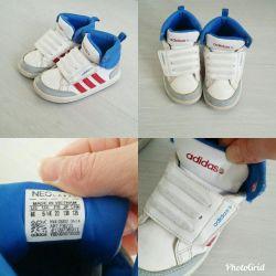 Αθλητικά παπούτσια 22 Adidas 22,23ρ
