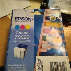 Kartuş T0520 renkli Epson Model S020191 / S0200