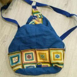 Bag backpack.