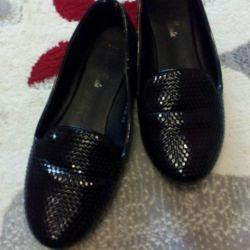 Ayakkabı-bale ayakkabıları 38 beden.