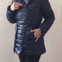 Новая куртка из Турции