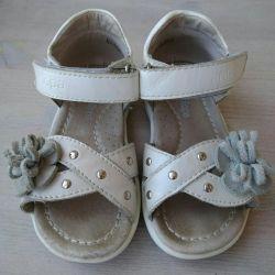 Sandals Antilopa 15 cm insole