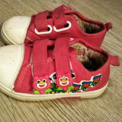 Training shoes for children