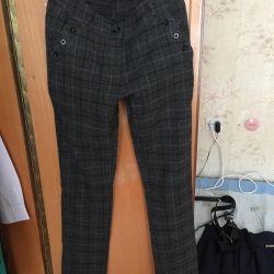 (11-12 yaş arası) Pantolon
