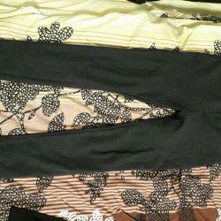 Warm stylish winter trousers