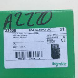 RCD SCHNEIDER ELECTRIC EASY 9 2P 25A 10MA AC