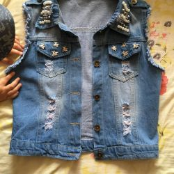 Selling the jeans