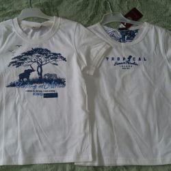 T-shirt r. 116