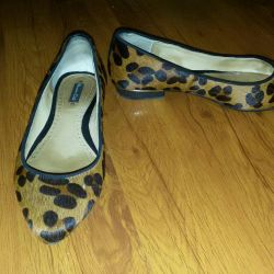 Ballet Shoes Massimo Dutti 38
