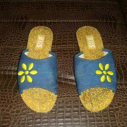 New slippers Bris-Bosporus