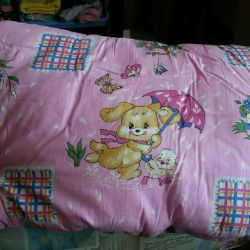 Blanket and pillow new