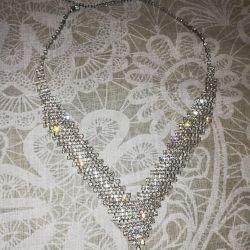 Wedding necklace new! Jewelery