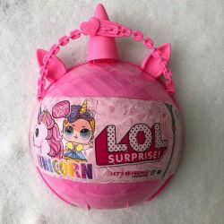 Lol unicorn büyük top