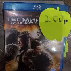 Blu-ray Diskleri Terminatör