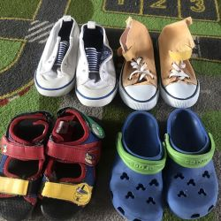 Shoes for the boy 31, 30, 27